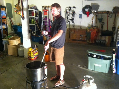 Wes and the wort