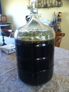 Dry-hopping the Imperial IPA