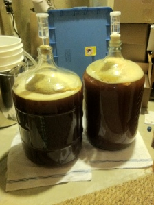 Imperial IPA reactivated in the Secondary